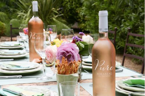 Mirabeau Rosé Wine
