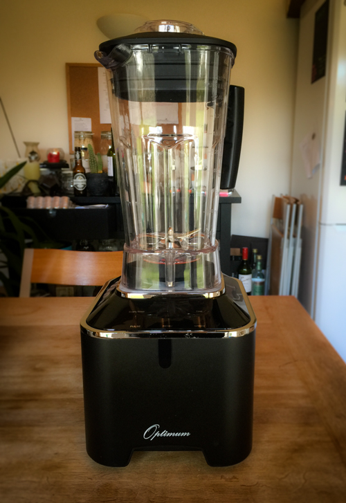 Froothie Optimum G2.1 Blender Review