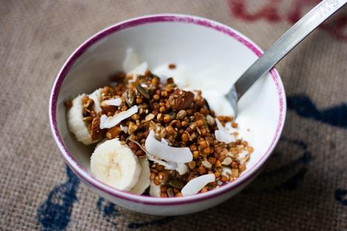 Protein Puff Granola - Pulsin Protein Crispies