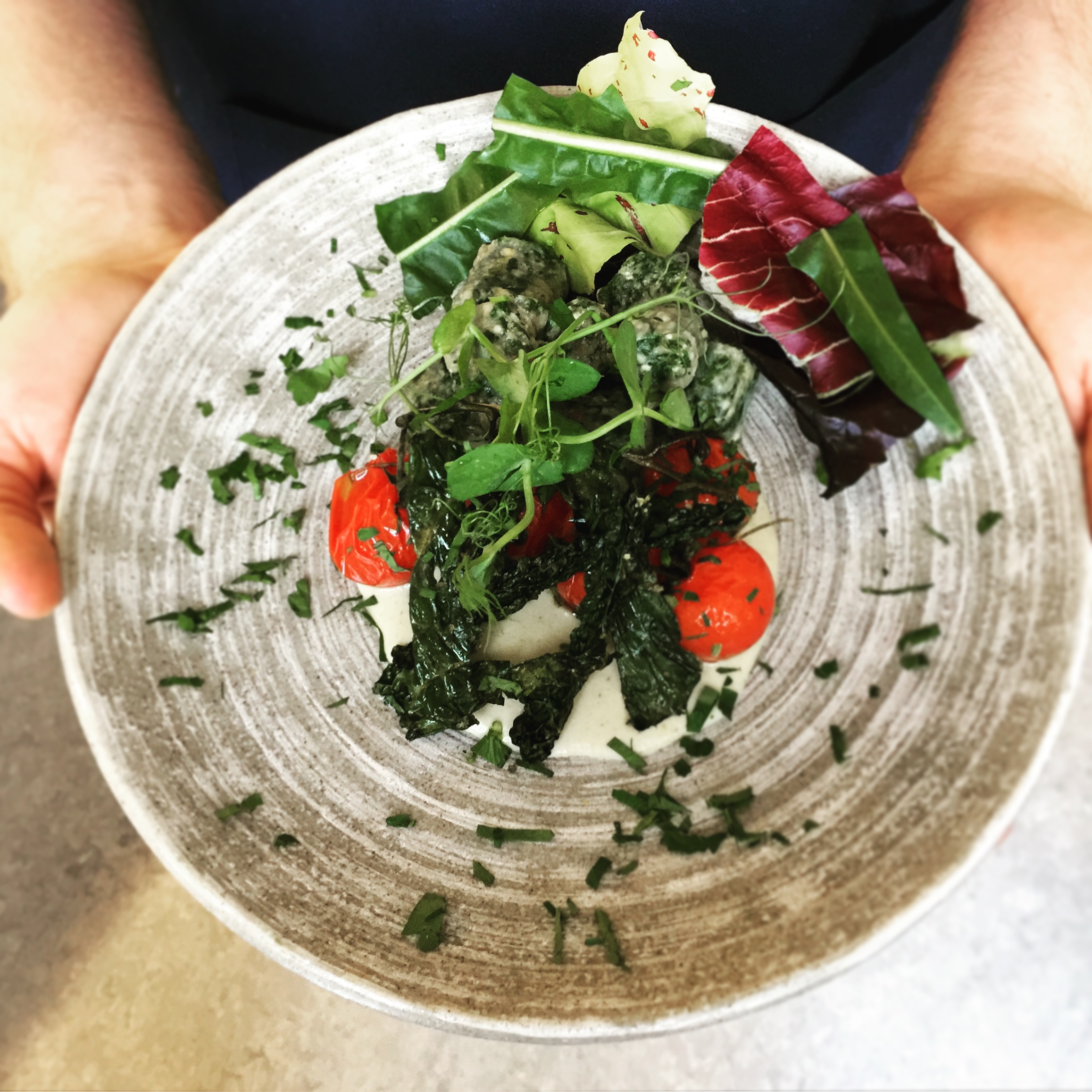 Demuths Vegan Gourmet Cookery Course, Bath UK